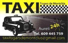 Taxi Aureli
