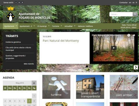 Nou web nou butlletí